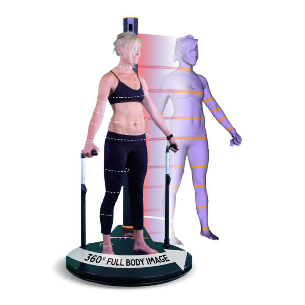 Full Body 3D Scan Fit3D