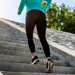 Climbing stairs and exercise