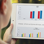 Data reports for talent identification