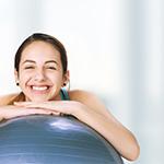 Global Wellness Tracking Smiling