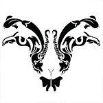 My Inspiration Never Dies Logo