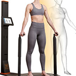 Fit3d Body scanning technology